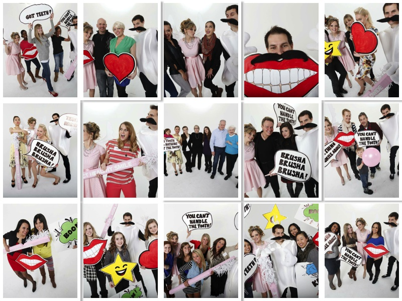 S4S Photo Booth Collage