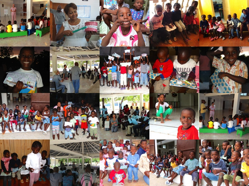 Haiti Collage 2013