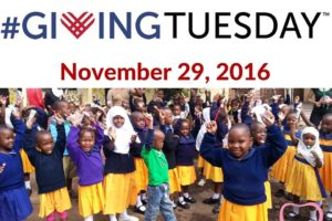 Cyber Monday and Giving Tuesday